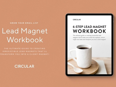 Lead Magnet Workbook