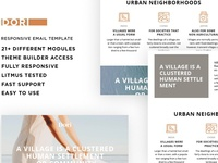 Dori – Responsive Email template