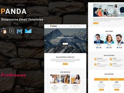 PANDA - Responsive Email Template