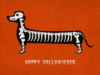Happy Hallowiener