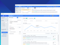 UX/UI of a Media Monitoring SaaS Product