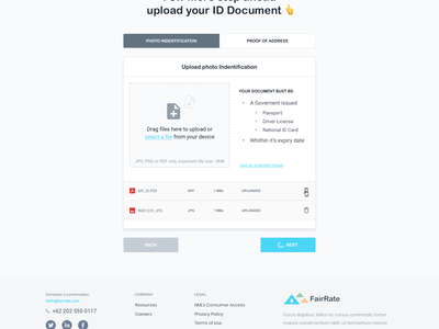 (FREE) FairRate - Finance Web App / UI Kit (.sketch file) freebie sketch freebie clean web app mortgage calculator mortgage web application morgtage mortgage landing