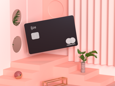 N26 - Metal Credit card