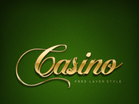 Casino gold layer style