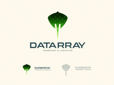 Datarray logo Display
