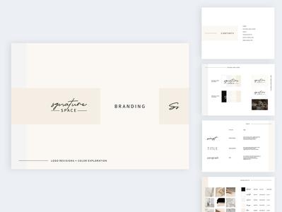 Branding Project brand identity brand design branding