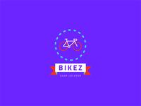 bikezlogo dribbble
