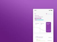 Nubank - Balance Screen - Light Mode