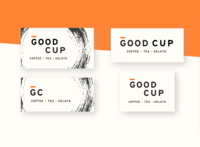 Good Cup branding