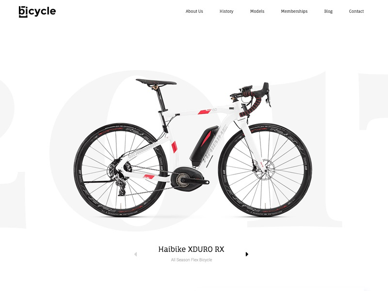 bicycle single product html5 template by m m rahman akash