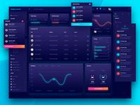Matex Web Application Dashboard