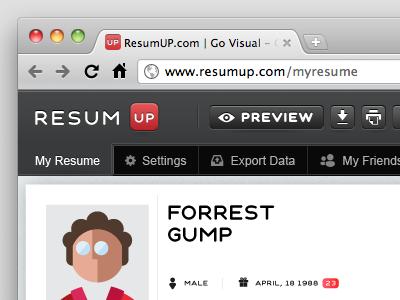 resumup.com