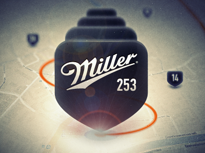 Miller Party Pin 2nova miller pin iphone