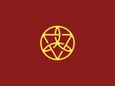 Star of David + Trinity