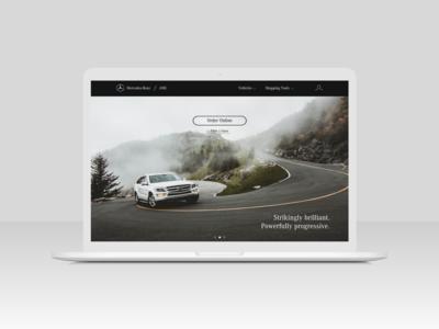 Daily UI - #003 - Landing Page