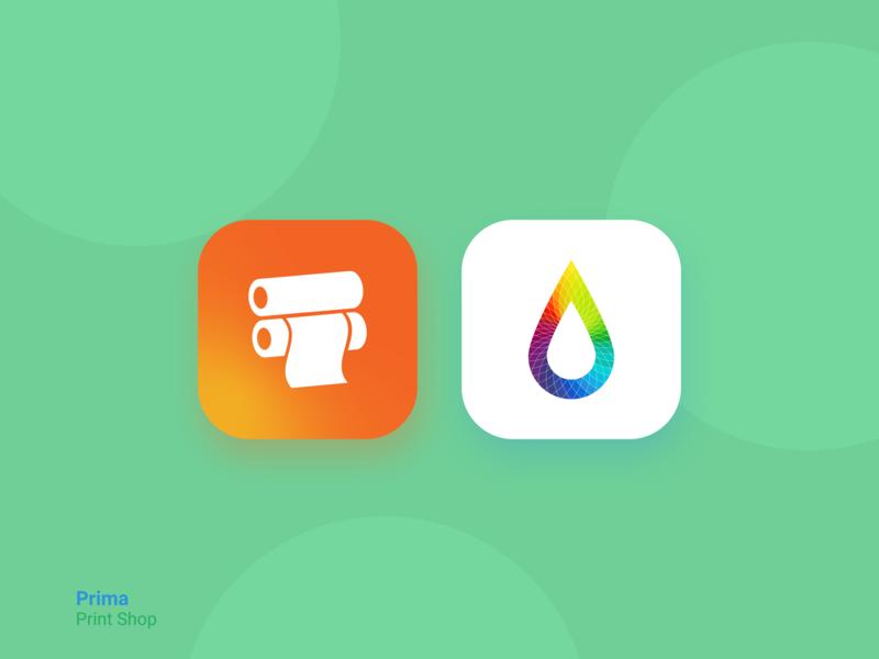 Daily UI - #005 - App Icon illustrator figma vector design psychology simple dailyui ux ui design concept