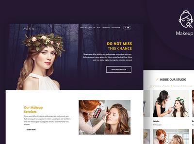 Beautify - WordPress Theme for Beauty Saloon