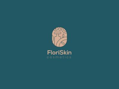Floriskin Logo logo