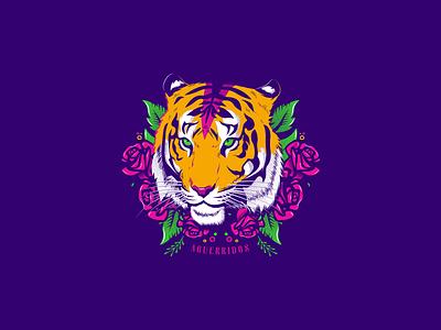 Aguerridos 3 aguerridos tiger illustration