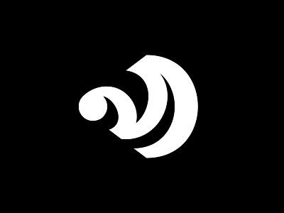 Monarda brand identity mark symbol music logo music art sound design soundwave logotype graphicdesign music typography identity branding mlogo trademark brandmark sign logomark