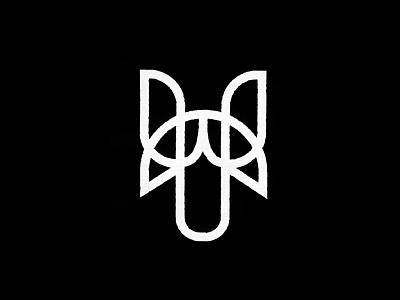 Engetsu Consulting cybersecurity logotype logodesign minimal wolf logo brandidentity identity branding icon japanese japan mark symbol wolf
