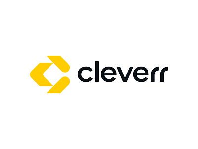 Cleverr logoinspiration graphic design c logo design minimal branding brandmark logomark c letter logotype symbol sign logo mark
