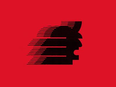 Engetsu Consulting identity warrior branding logo sign mark symbol illustration modernism icon samurai japanese japan minimal security cyber security