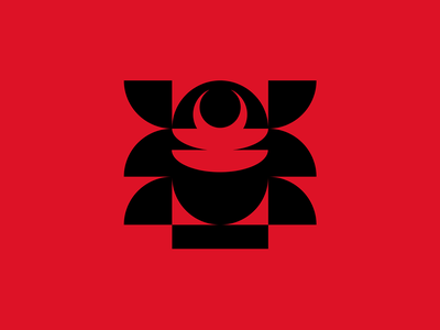 Engetsu Consulting logotype typography minimalism minimal identity logomark branding brandmark symbol sign mark icon logo mask helmet samurai japanese japan cyber security security