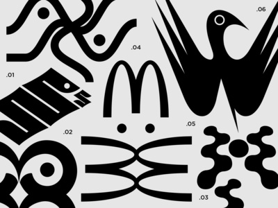 Metamorphosis Symbols