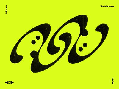 The Big Bang symbolism japanese human bigbang salomon vector art symbol icon modernist modernism logo design artwork people graphicdesign mark marks logomark brandmark illustration sign symbol