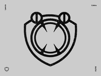 Cobra sign vectorart logo logo design logo designer artwork graphicdesign marks mark brandmark trademark logomark illustration modernart modernist symbolism modernism contemporaryart contemporary snake