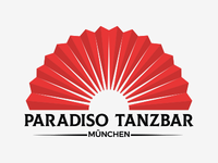 Paradiso Tanzbar Redesign fan red club party club paradiso design logo illustration