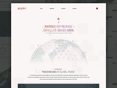 Unused worldz. ux ui interactive concept