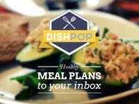 DishPop Branding