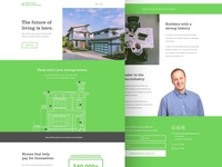 UberGreen Spaces & Homes