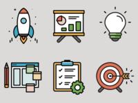 Software Company Icons