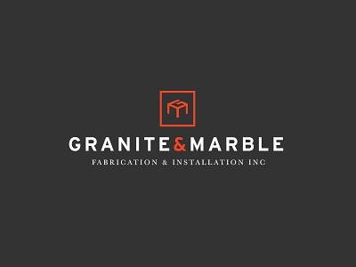 GMFI Logo fabrication stone florida granite marble counter tops logo