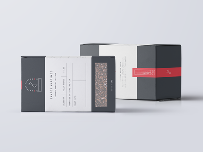Patent Coffee Packaging