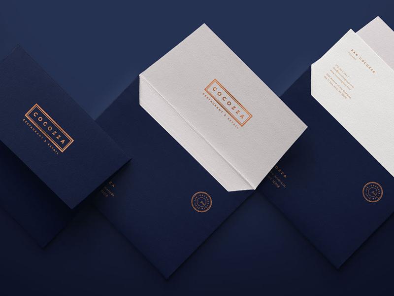 Cocozza envelopes