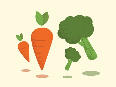 Veggie Illustrations