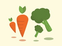 Veggie Illustrations