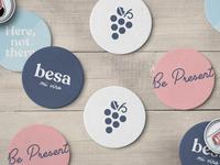 Besa Coasters
