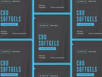 Simple Brand Sample Packaging