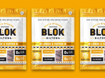 BLOK Packaging