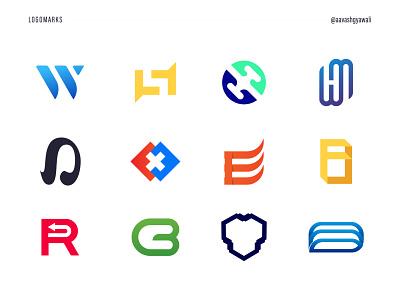 Logomark - 2020 brand design unique relevant timeless trademark logos logomark flat design abstract adobe illustrator logo design branding logodesign minimal logo logo mark