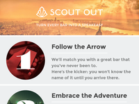 Scout Out Flyer