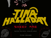 Tina Halladay Typography