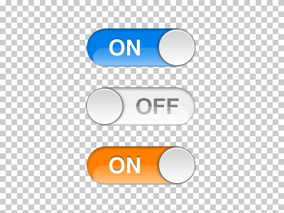 iOS 5 Toggle Switches - iPhone Retina by Chris Brummel on ...