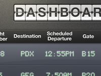 Airline Dashboard
