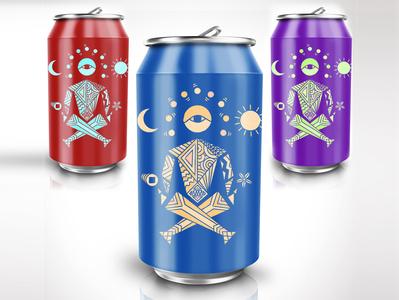 Beer \ Soda can design